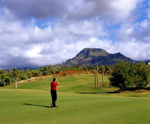 Presentado el V Circuito de Golf Tenerife-La Gomera