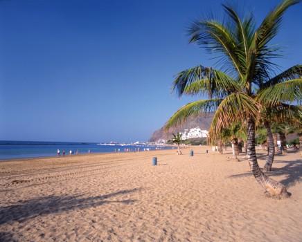 Tenerife registra en octubre un incremento de turistas del 5 por ciento