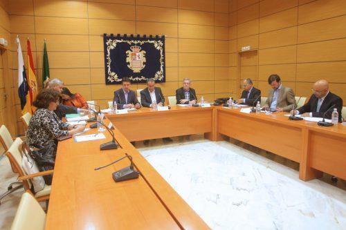 El Cabildo reivindica el compromiso económico del Estado para la rehabilitación de los Espacios Turísticos