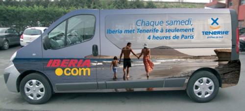 Tenerife refuerza su promoción como destino turístico en Francia y Benelux
