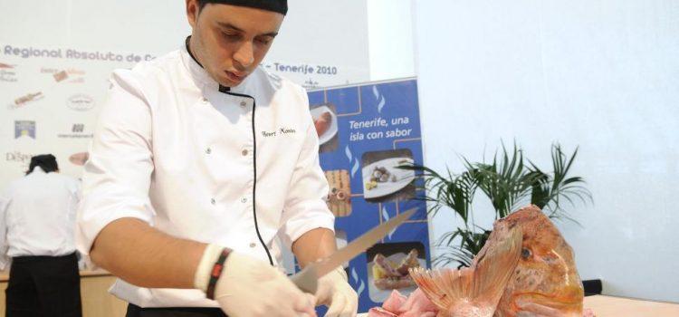 Octava edición del Campeonato de Cocineros de Canarias 2012