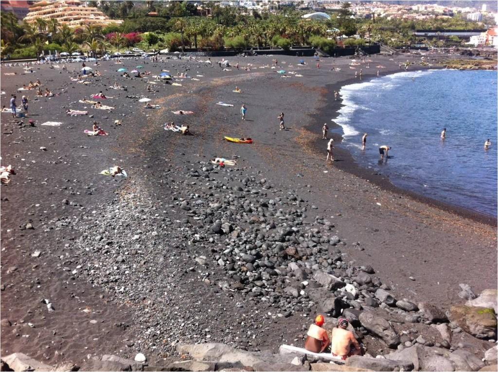 Puerto de la cruz playa jard n el blog de turismo de - Playa jardin puerto de la cruz tenerife ...