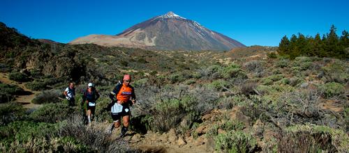 ¿Te atreves con la Tenerife Bluetrail?
