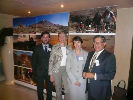 Tenerife acogerá en 2013 el principal evento de la industria turística francesa