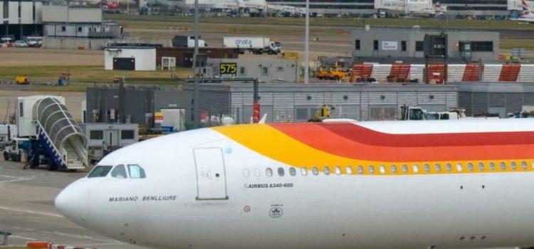 Iberia incrementará en verano su capacidad  aérea con Tenerife Sur desde Madrid