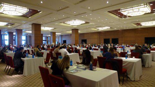 Presentadas a profesores e investigadores de la ULL las posibilidades de la Isla para acoger congresos
