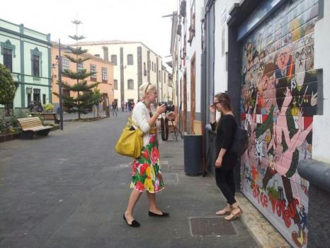 Blogueras de Travelettes visitan La Laguna