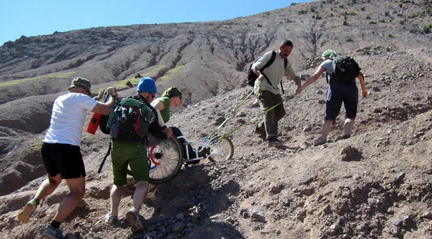 Turistas con discapacidad practicarán deportes de aventura en la Isla