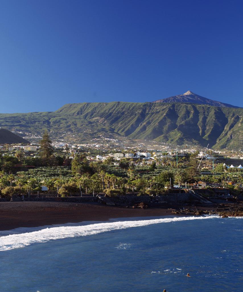 El Consorcio de Puerto de la Cruz inicia el acondicionamiento de Playa Jardín