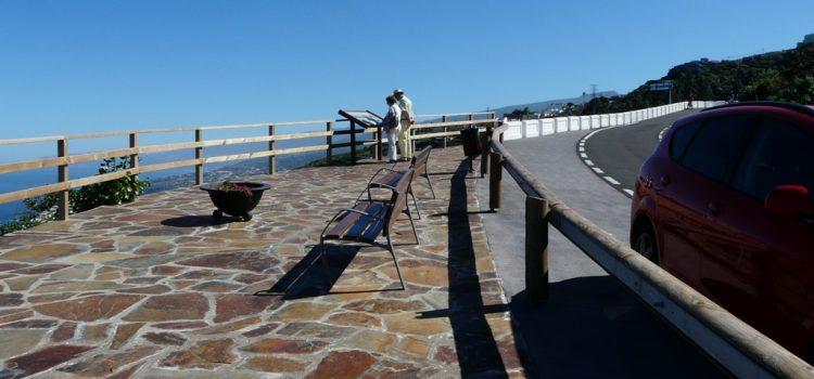 El Cabildo concluye la instalación de mesas interpretativas de volcanes en los miradores de la Isla