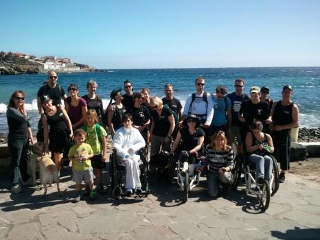 Turistas discapacidad 2014