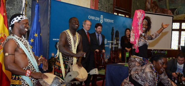 Nueva ruta entre Tenerife y Dakar