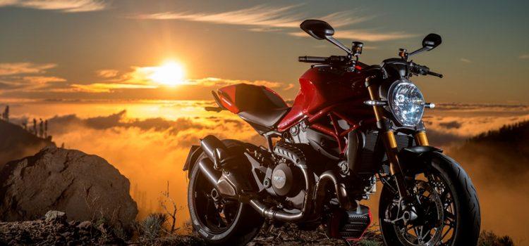 """Presentación mundial en Tenerife de la """"Ducati Monster 1200"""""""