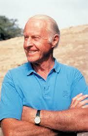 El aventurero noruego Thor Heyerdahl, fundador del Parque