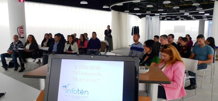 Los informadores turísticos de la Isla celebran el X Congreso de Infotén