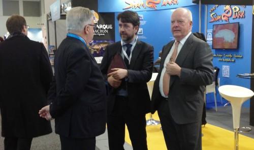 Tenerife busca una mayor conectividad en la ITB de Berlín