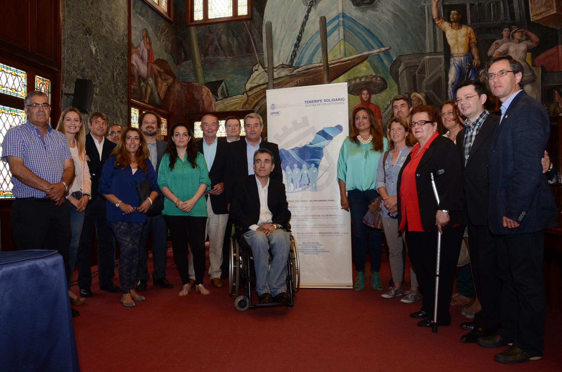 Tenerife Solidario-Semana Internacional Voluntariado