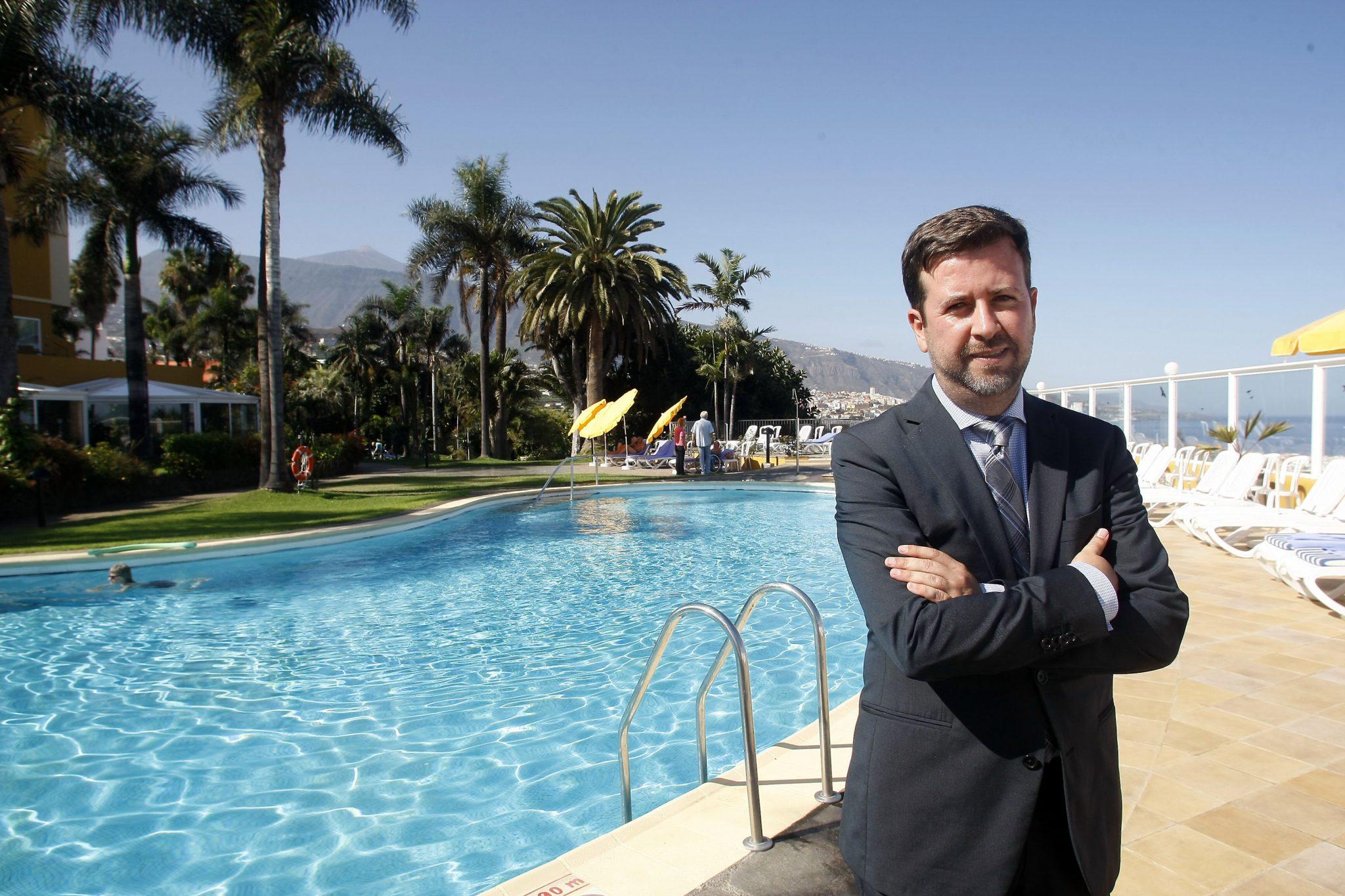 La cifra de turistas en Tenerife crece un 5,9% en julio