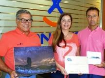 """Entregado el premio del concurso de fotografía """"Tenerife Buena Gente"""""""