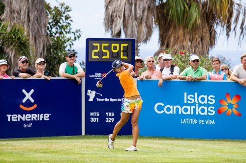Connie Chen vence en el Tenerife Open de España Femenino