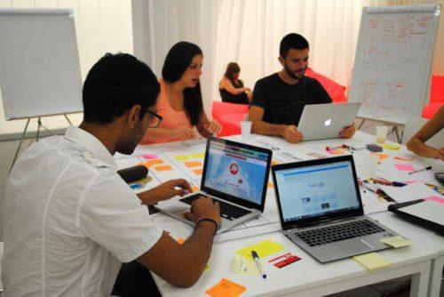 Un proyecto de movilidad sostenible, idea elegida en el Launch 48 Weekend