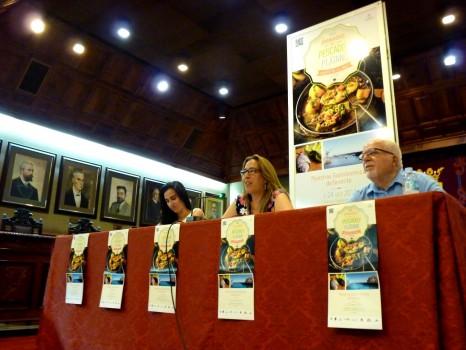 Todo a punto para la muestra gastronómica de Puerto de la Cruz