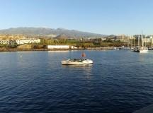 Una joven sueca cruzará el Atlántico en solitario desde Tenerife