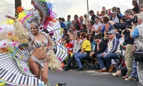 El Carnaval de Tenerife atrae  a un millar de turistas israelíes