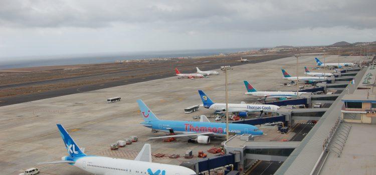 Tenerife finalizará 2017 con 24 nuevas conexiones aéreas regulares
