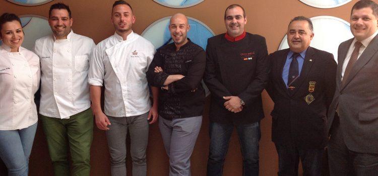Presentado el equipo que irá al Certamen Nacional de Gastronomía