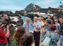 """Tenerife protagoniza el programa de Jesús Calleja """"Volando Voy"""""""