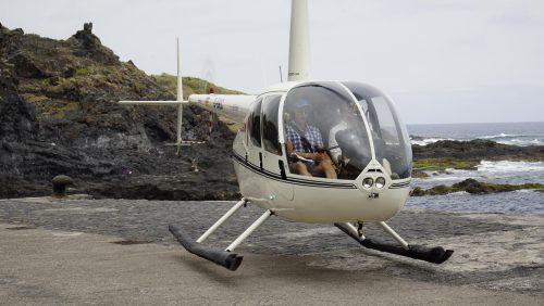 Volando voy-Garachico