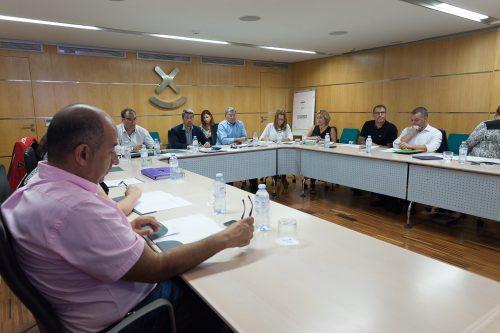 Reunión Turismo de Tenerife/Tony Cuadrado Freelancer