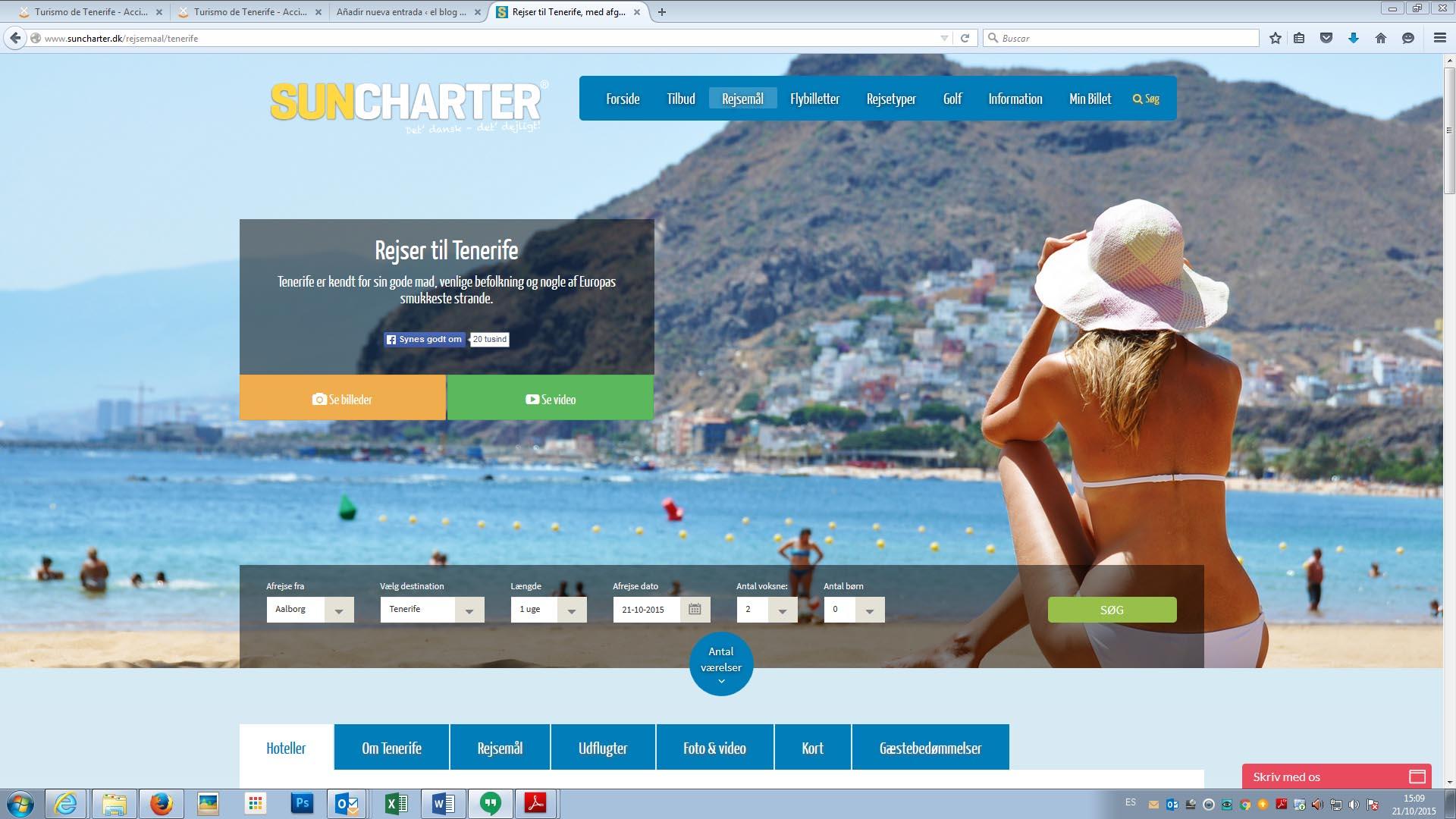 charterrejser
