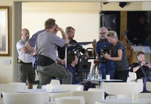 Rodaje de película alemana en el hotel Meliá Salinas de Costa Teguise - Lanzarote - Adriel Perdomo - 01-09-15