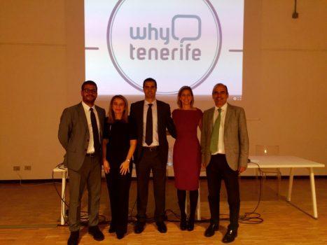 Tenerife presenta en Italia su potencial como plataforma de negocios e inversión