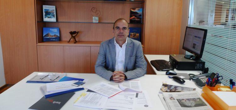 Vicente Dorta, nuevo consejero  delegado de Turismo de Tenerife