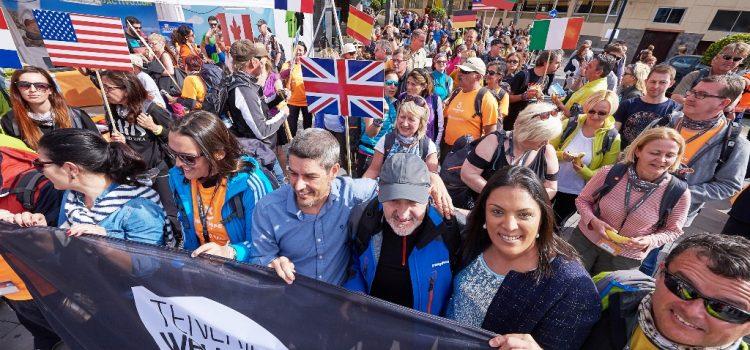 El Tenerife Walking Festival hace un balance muy positivo y prepara ya el evento de 2017