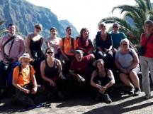 La Isla da a conocer sus posibilidades para el turismo activo