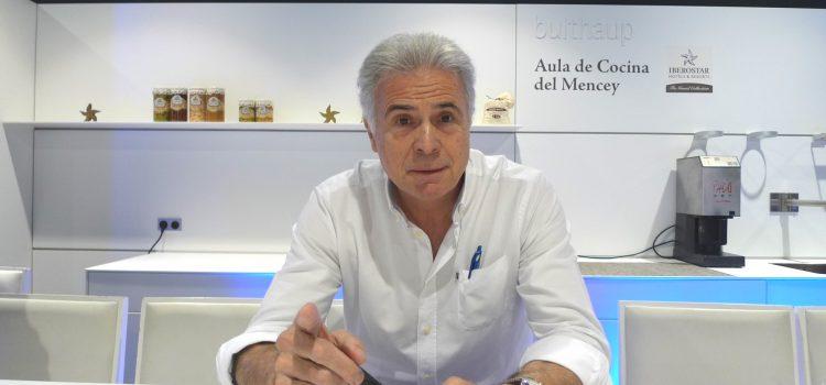 """""""El potencial de la cocina de Tenerife es enorme"""""""