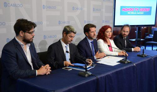 La productora italiana Mondo TV apuesta por Tenerife en su estrategia de expansión internacional