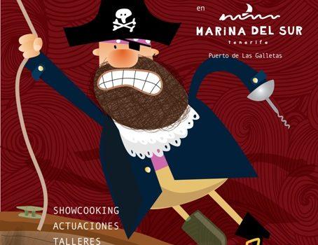 """""""Vino a Babor"""": vinos, tapas y música en Marina del Sur el 12 de noviembre"""