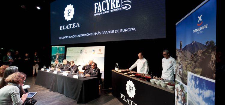 Tenerife, destino invitado en el Congreso Madrid Fusión-Saborea España 2017