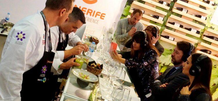 Tenerife exporta su gastronomía a Madrid Fusión para promocionar el valor de sus productos locales