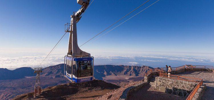 El teleférico y las actividades de Volcano Teide reciben el sello 'Safe Tourism Certified'
