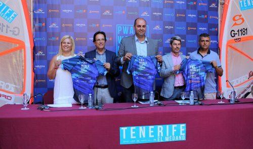 Tenerife acoge una nueva edición del Mundial de Windsurf