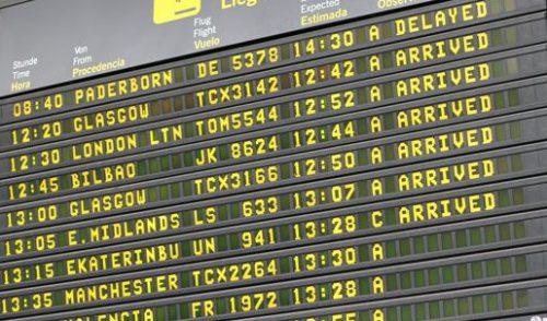 Todas las compañías que operan con el mercado nacional desde Tenerife aumentan sus pasajeros