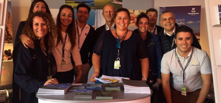 Tenerife promociona su oferta de golf y lujo en Suiza y el Benelux