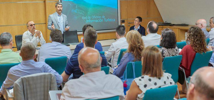 Las oficinas de información turística experimentarán una completa transformación antes de 2020