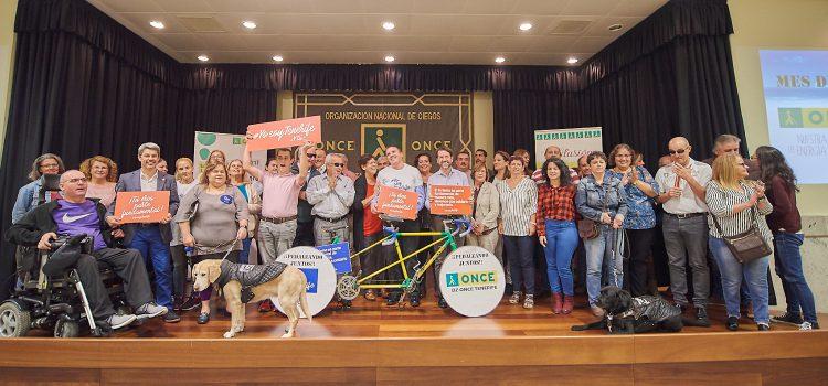 La red de vendedores de la ONCE llevará a la calle #YoSoyTenerife bajo el lema 'Ilusión por el Turismo'